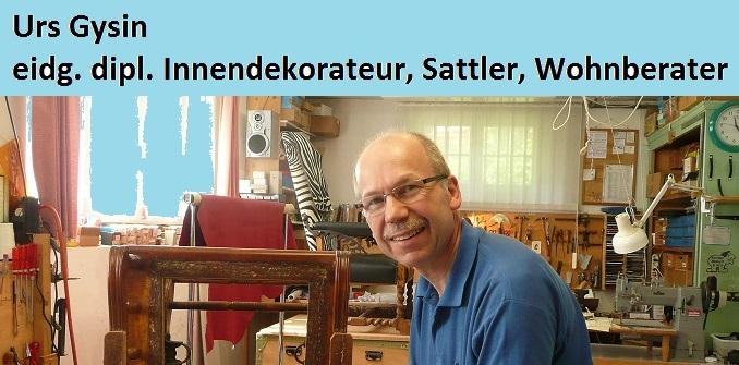 Wohnhandwerk gysin leder solothurn for Der innendekorateur
